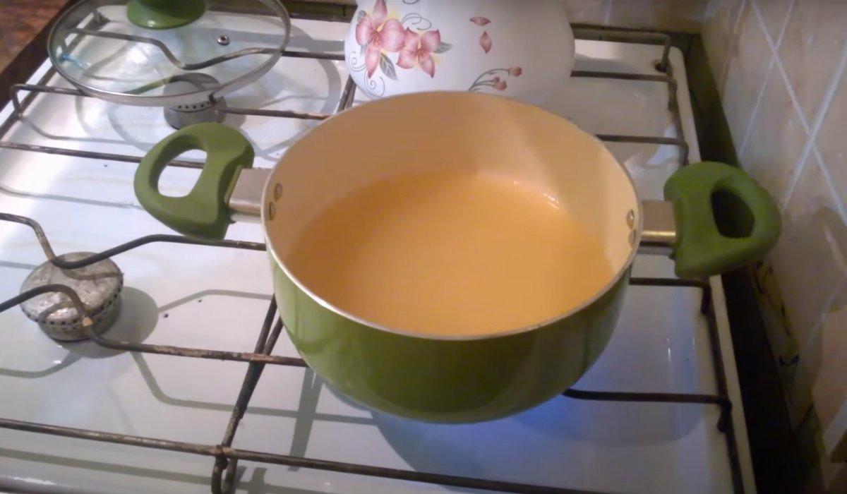 ананасовый сироп