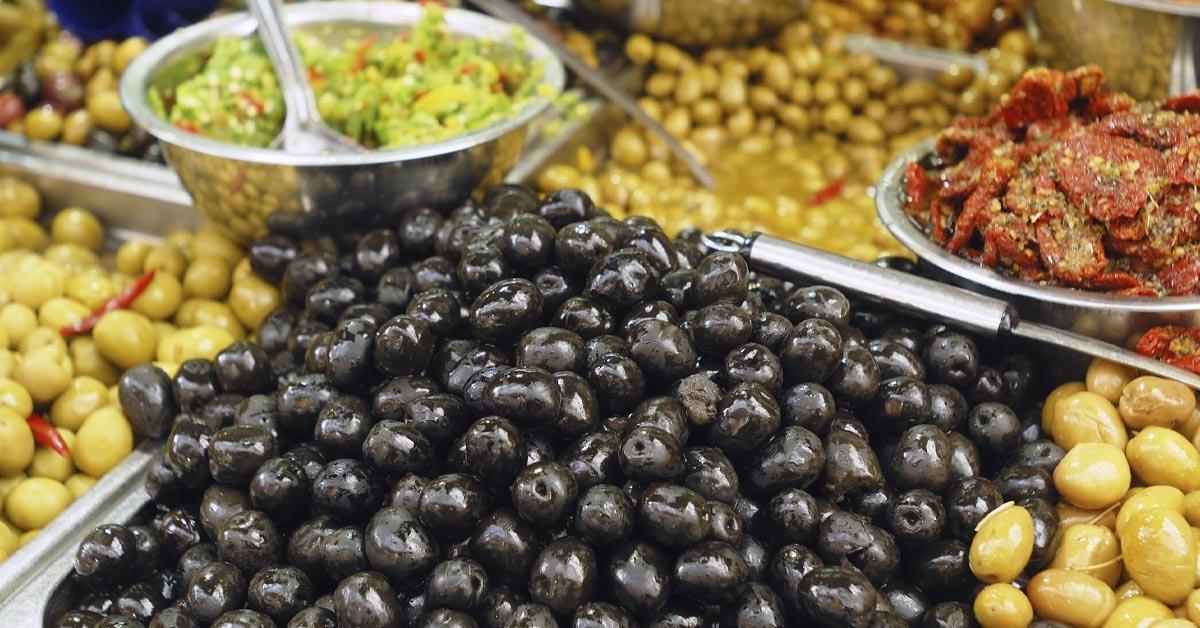 Вред черных оливок