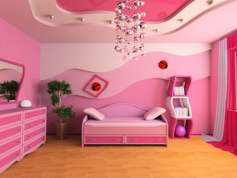 цвета для спальни психология
