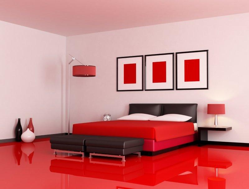 цвета для спален