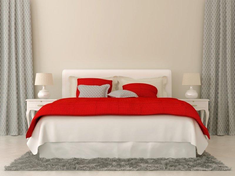 актуальные цвета для спальни