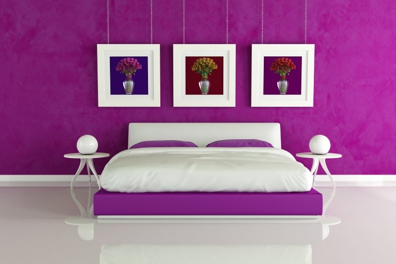 какой цвет для спальни выбрать