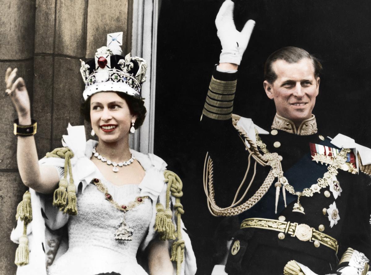 Филипп муж королевы
