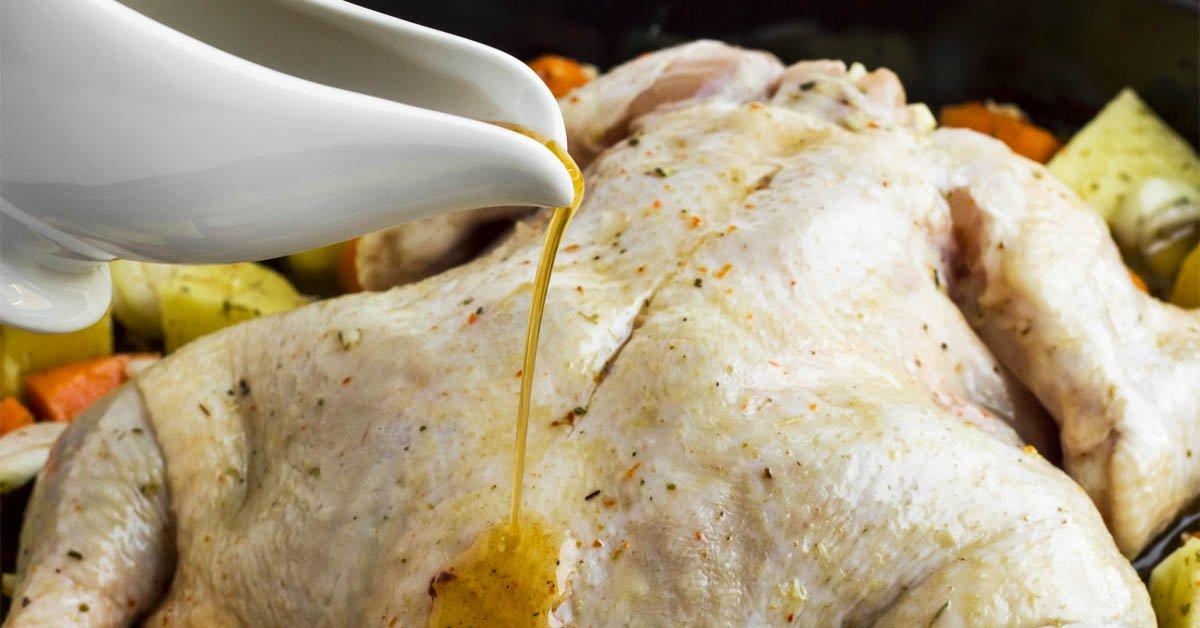 готовим дома курицу