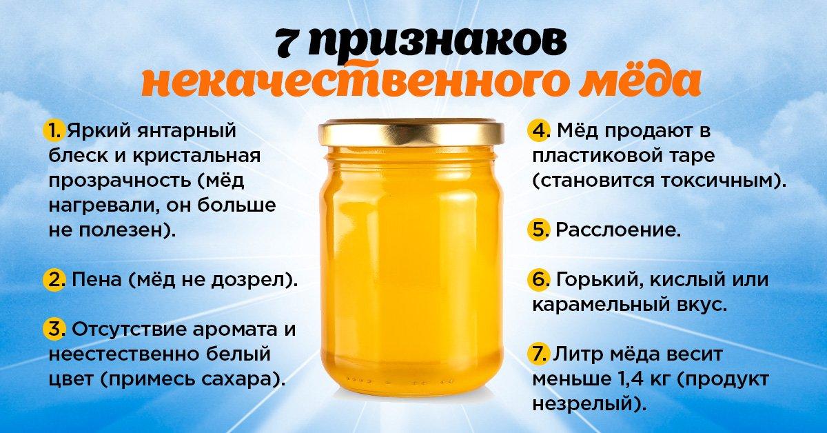 как купить качественный мёд