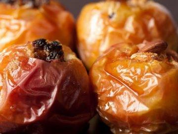 Как испечь яблоки в духовке
