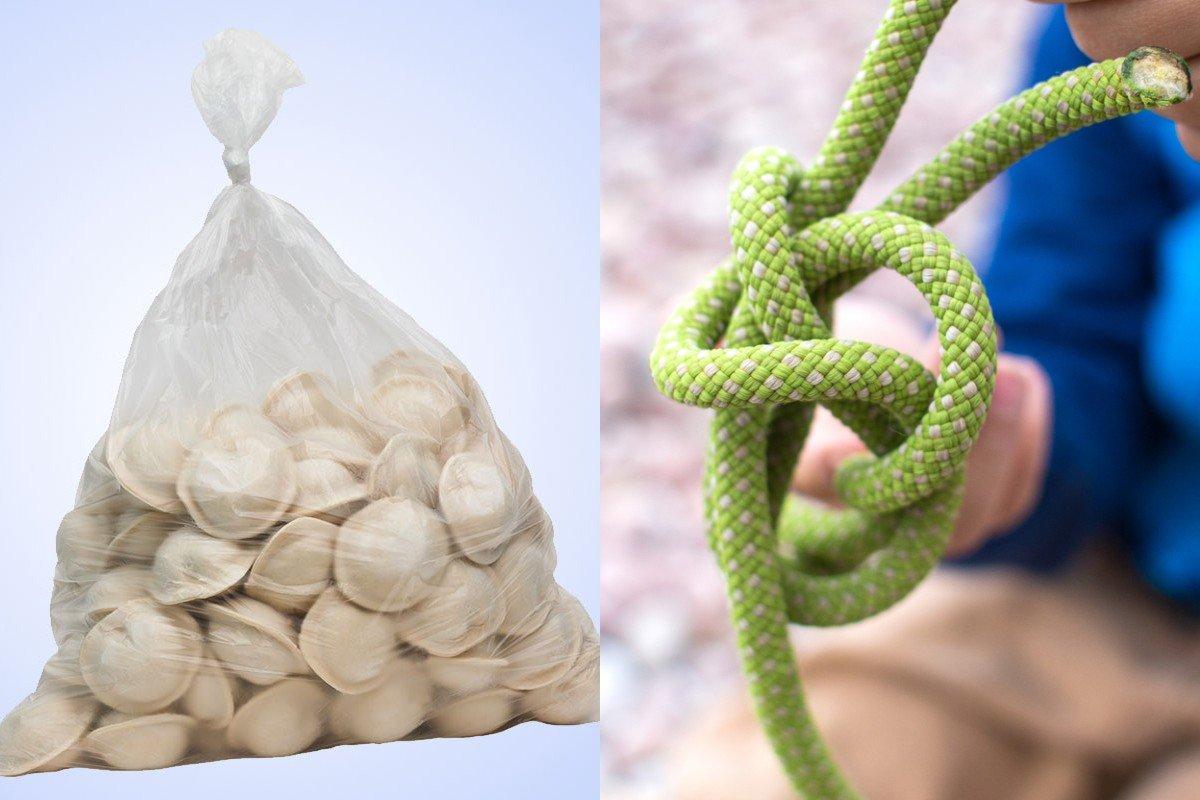 как развязать узел на шнурке