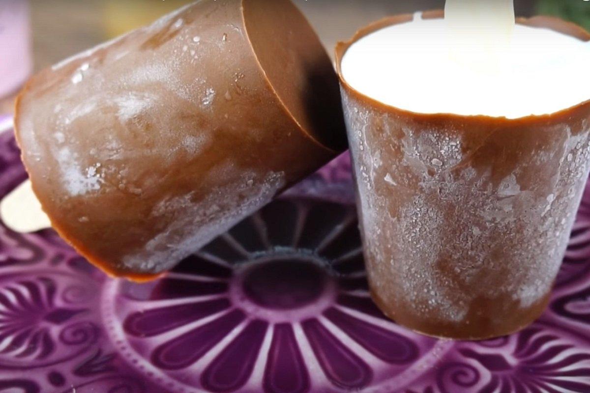 как сделать мороженое сливочный пломбир