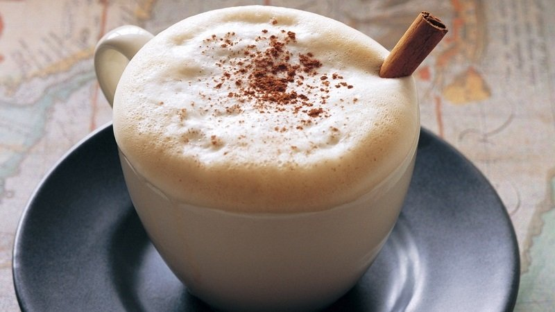 кофе с пенкой в домашних условиях