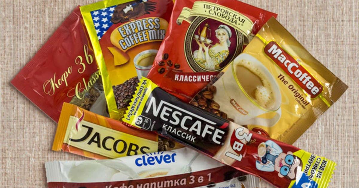 растворимый какао