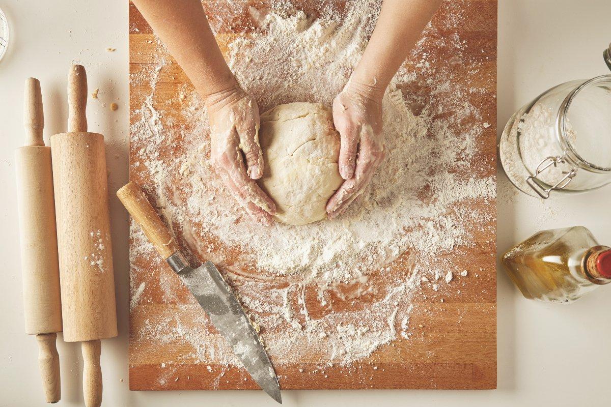 как сделать тесто