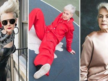 Модные женщины после 50
