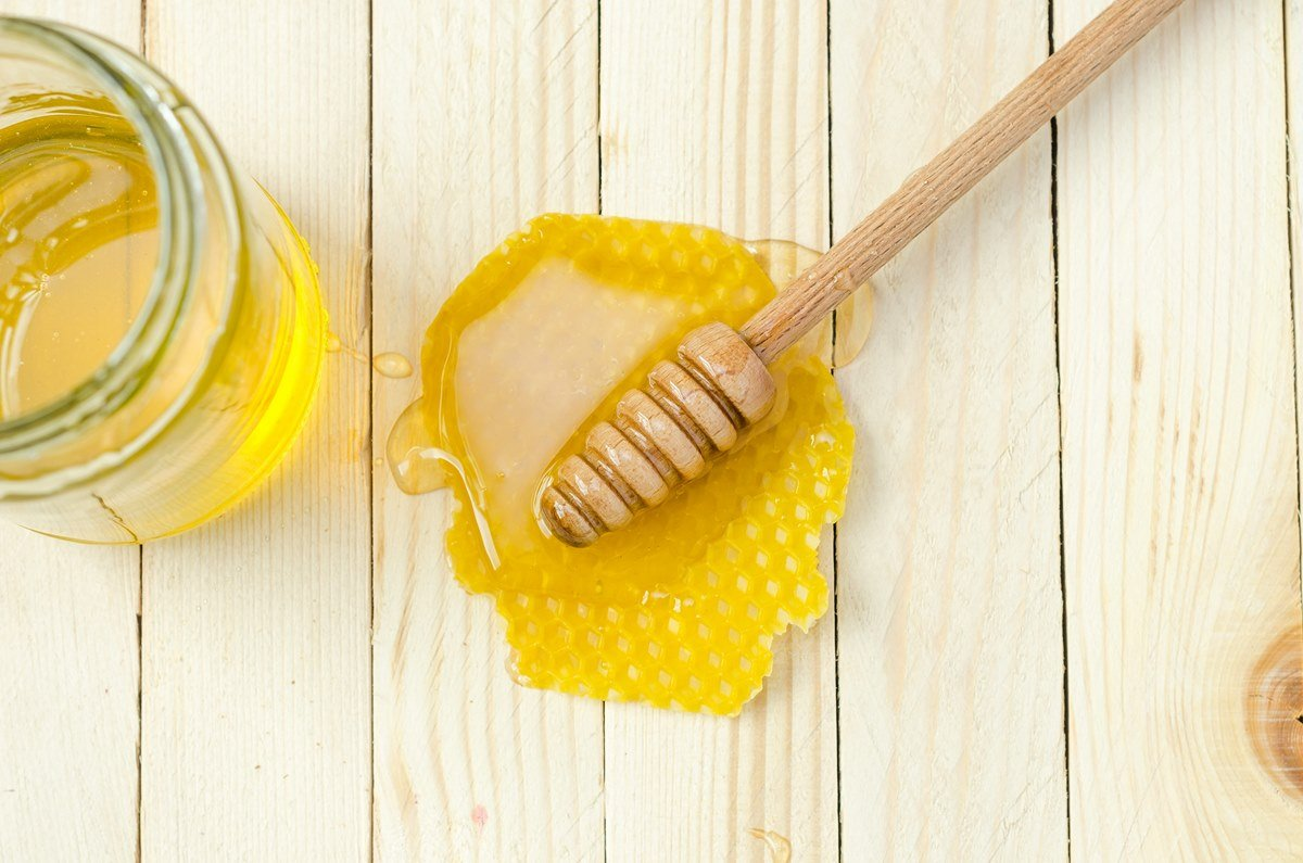 как правильно есть мёд