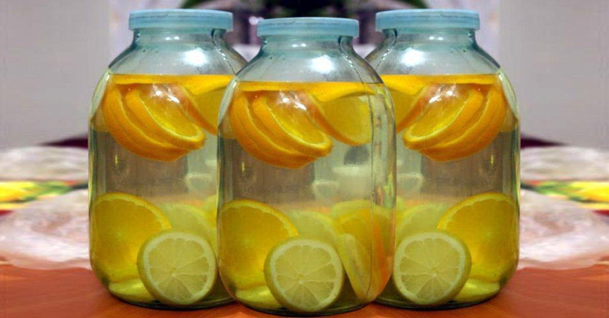 Приготовление воды сасси