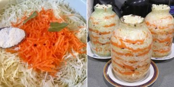 Рецепт квашеной капусты в банке
