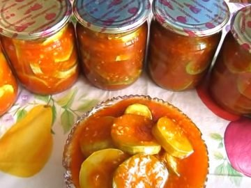 Рецепт салата «Тещин язык» из кабачков