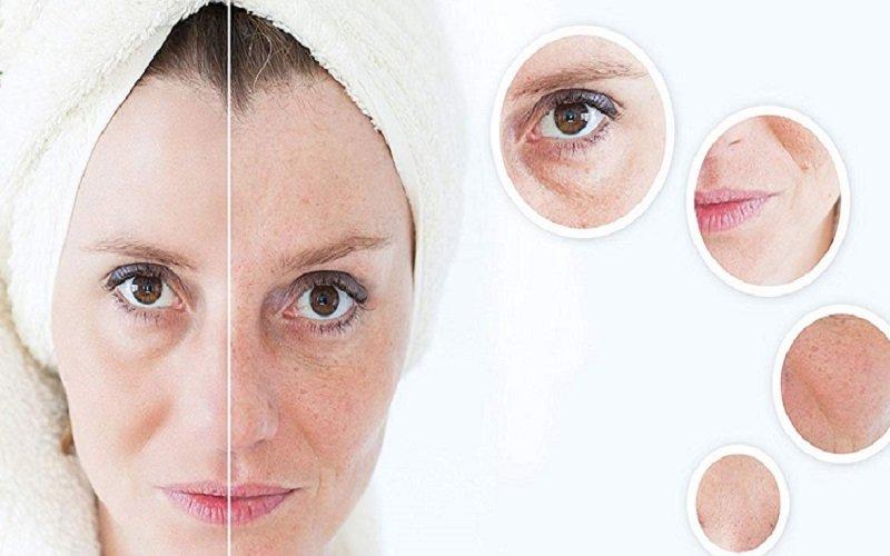 рисовая мука для кожи лица