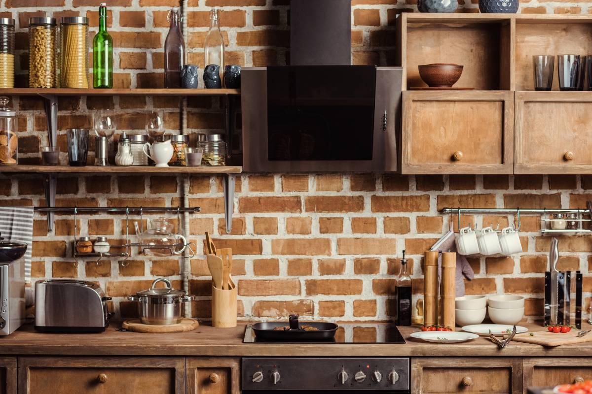 современная кухня 2020