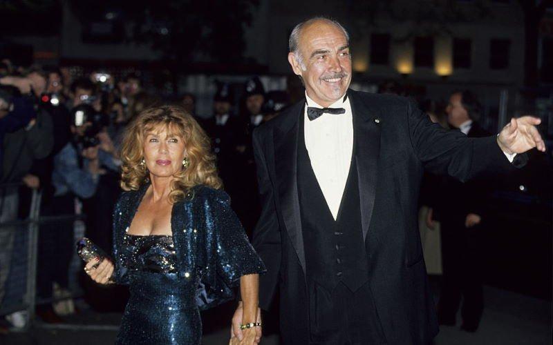 Жена Шона Коннери: кто главная женщина Джеймса Бонда